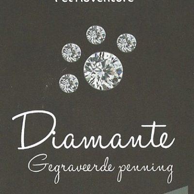 Reddingo Diamante kaart - Kwispeltherapie